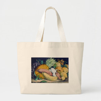 Fruits of the Tropics Jumbo Tote Bag