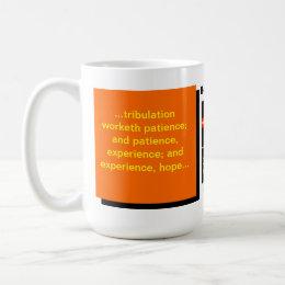 """Fruits of Tribulation"" Coffee Mug"