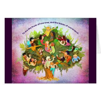 Fruits One Tree Card