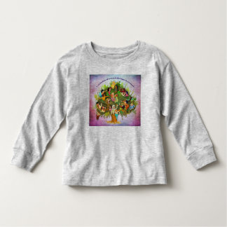 Fruits One Tree Toddler T-shirt
