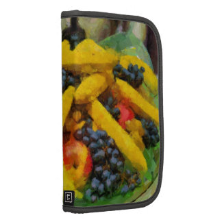 Fruits painting organizers