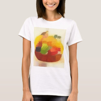 fruits pastry cake tee