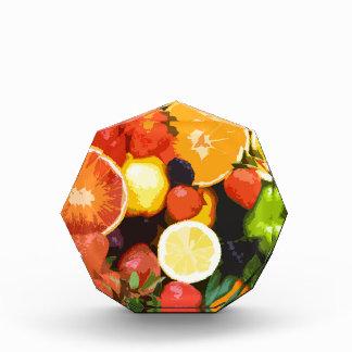 Fruits pattern award