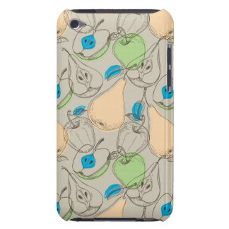 Fruits pattern iPod touch cover