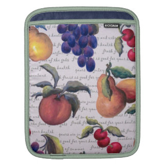 fruits sleeve for iPads