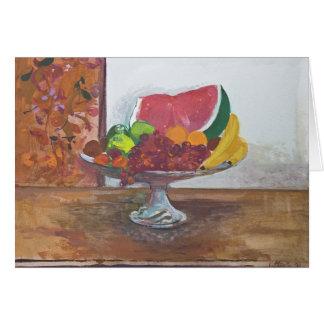 Fruits Stanislav Stanek Card
