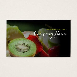 Fruits Vegetables / Healthy Life / Vegetarian Card