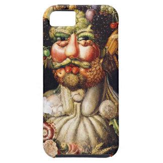 Fruits & Veggies Man - Vertumnus - Acrimboldo iPhone 5 Case