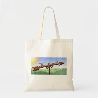 Fruitwards Tote Bag