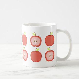 Fruity apple mug