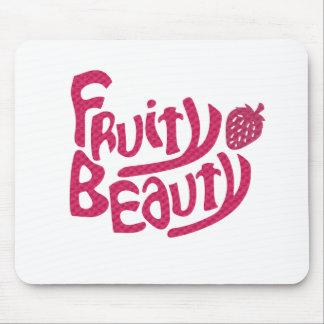 Fruity Beauty Mousepad