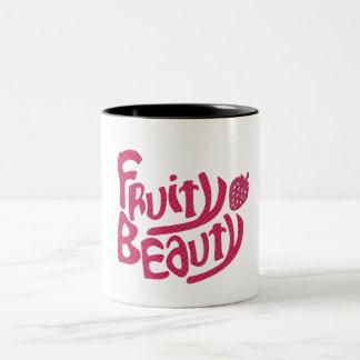 Fruity Beauty Mug