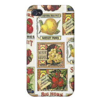 FRUITY COVERS FOR iPhone 4