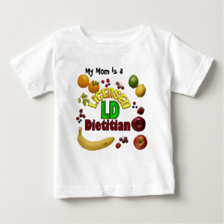 FRUITY LD - LICENSED DIETITIAN BABY T-Shirt