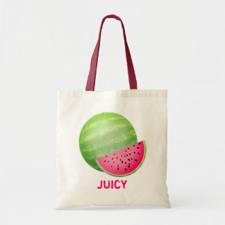 Fruity melons tote bag