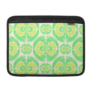 Fruity pattern MacBook air sleeve