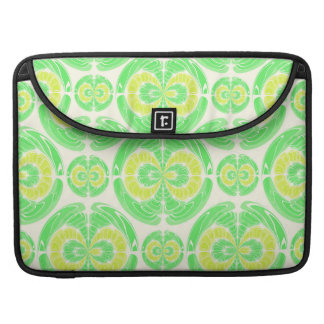 Fruity pattern MacBook pro sleeve