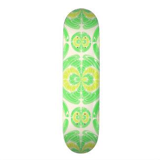 Fruity pattern skateboard