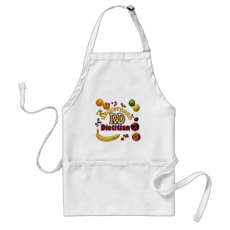 FRUITY RD - REGISTERED DIETITIAN ADULT APRON