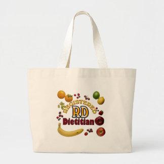 FRUITY RD - REGISTERED DIETITIAN BAGS