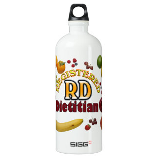 FRUITY RD REGISTERED DIETITIAN SIGG TRAVELER 1.0L WATER BOTTLE