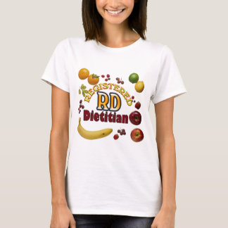 FRUITY RD - REGISTERED DIETITIAN T-Shirt