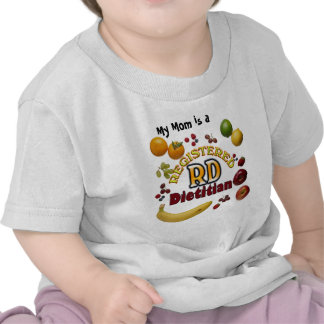 FRUITY RD - REGISTERED DIETITIAN SHIRTS