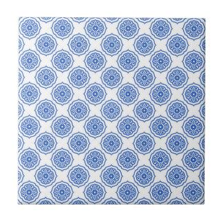 Fruity round symbol ceramic tile