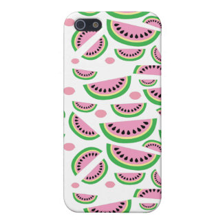 Fruity Sensation water melon pattern Cover For iPhone SE/5/5s