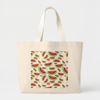 Fruity Splash Large Tote Bag