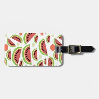 Fruity Splash Luggage Tag