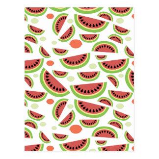 Fruity Splash Postcard