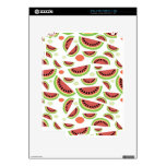 Fruity Splash Skins For The iPad 2