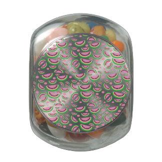 Fruity Splash Summer time Glass Jars