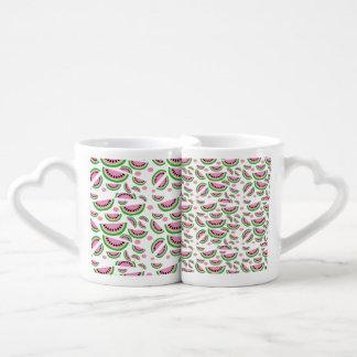 Fruity Splash Summer time Lovers Mug Set