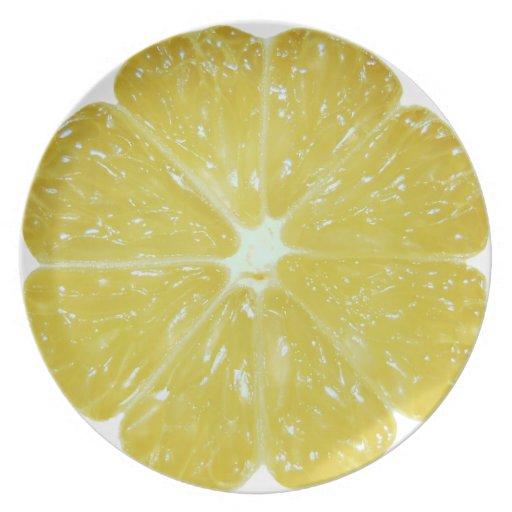 Fruity Summer Plate