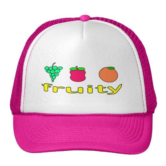 Fruity Trucker Hat