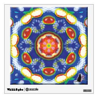 FruityTooty Kaleidoscope Wall Decal