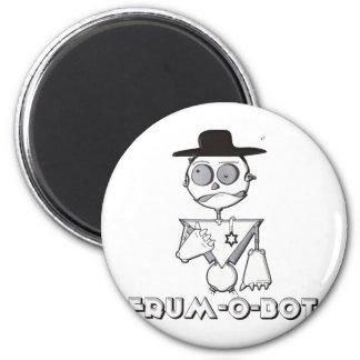 Frum-O-Bot 2 Inch Round Magnet