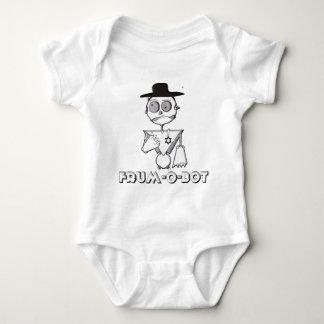 Frum-O-Bot Baby Bodysuit