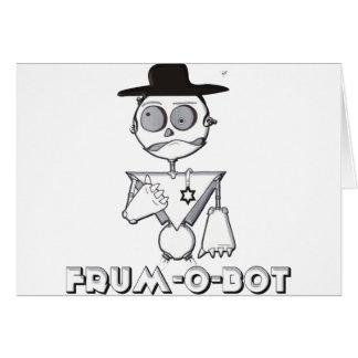 Frum-O-Bot Card