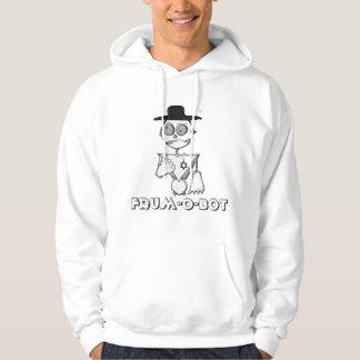 Frum-O-Bot Hooded Sweatshirt