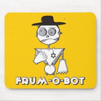Frum-O-Bot Mouse Pad