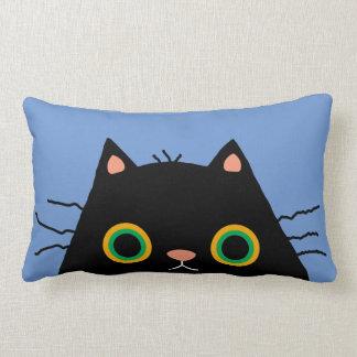 Frumpy Cat Lumbar Pillow