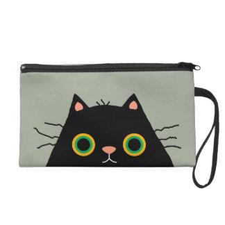 Frumpy Cat Wristlet