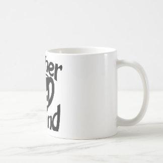 Frunce alrededor de la taza