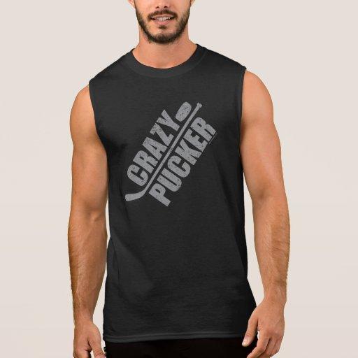 Fruncido loco camisetas