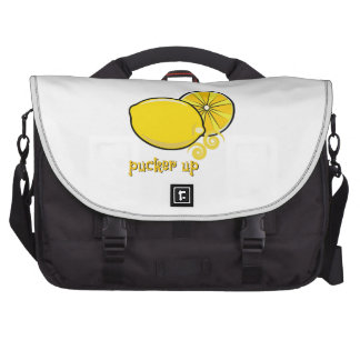 Fruncido para arriba bolsas para portatil