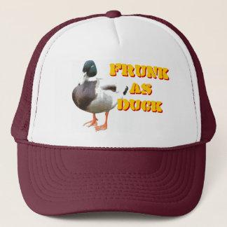 Frunk As Duck Trucker Hat