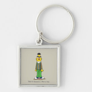 Frustrated Bert Keychain